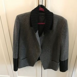 Theory Wool Jacket Size L